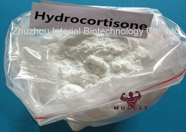Κίνα 99.5% Purity Glucocurticoid Hydrocortisone Powder CAS: 50-23-7 for Anti-Inflammatory εργοστάσιο